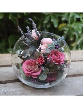"""English Garden"" Vase"