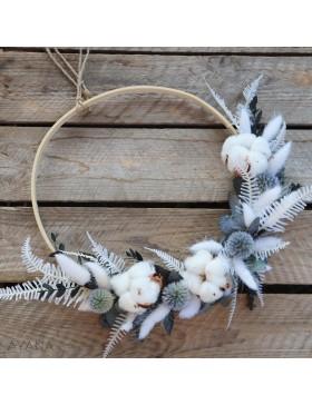 """""""Cotton White"""" Decorative..."""