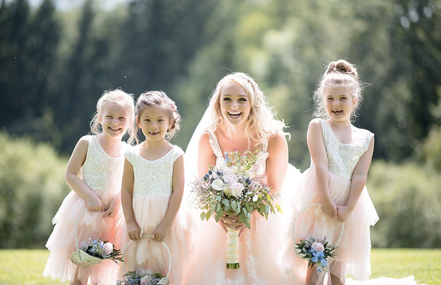 The Secrets of a Kid-Friendly Wedding